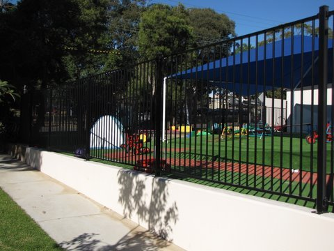 Secuity Fencing